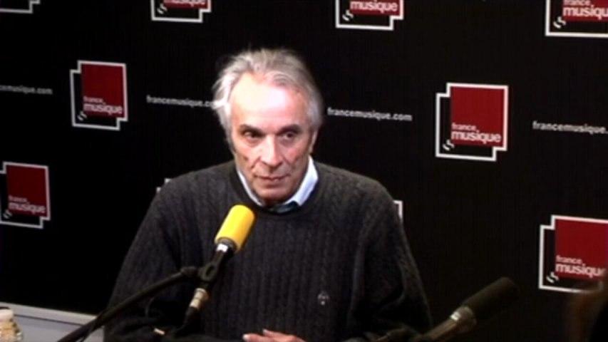 Alain Corbin- la Matinale - 16-05-2013