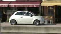 Présentation Fiat 500 C