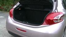 Essai Peugeot 208 1.6 l VTi 120 Allure 5 portes