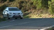 Essai Toyota Auris Hybride Style 2012