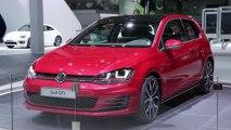 Volkswagen Golf 7 GTI - Mondial de Paris 2012