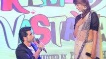 Girish Kumar Flirts With Shruti Haasan @ Ramaiya Vastavaiya Music Launch