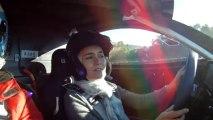 Au volant de la Nissan Leaf Nismo RC