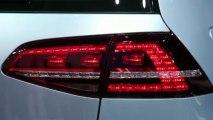 Volkswagen Golf 7 Bluemotion - Mondial de Paris 2012