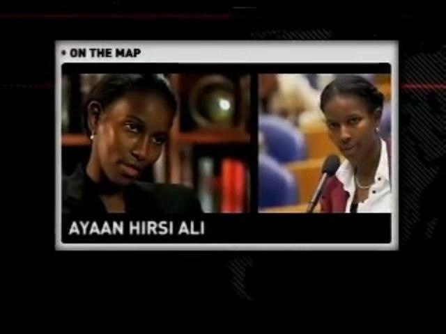 On The Map with Avi Lewis - Ayaan Hirsi Ali & Islamophobia