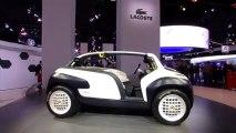 Citroen Concept Lacoste en direct du Mondial de Paris 2010