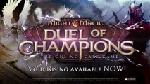 Might & Magic Duel of Champions - New faction Sanctuary