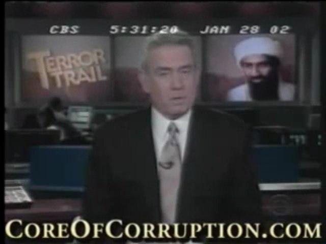 Dan Rather Reports: 9/11 Bin Laden At Rawalpindi Hospital September 10th 2001