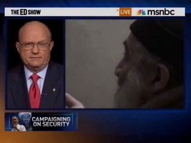 Former Colin Powell Chief of Staff: Bush didn't want to get bin Laden