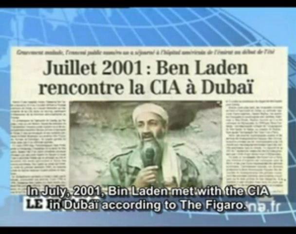 Bin Laden reported in Dubai hospital July of 2001 (France 2)