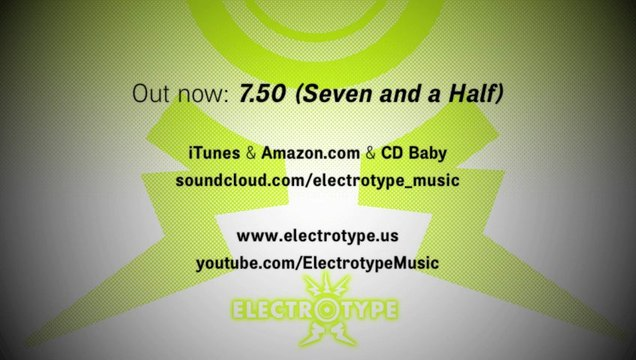 Electrotype: 7.50 (Seven and a Half) Music Sampler