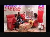 """كاظم الساهر وال دج ديميتري في برنامج """"coke studio"""""""