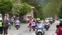Ronde de l'Isard 2013 - arrivée étape 1