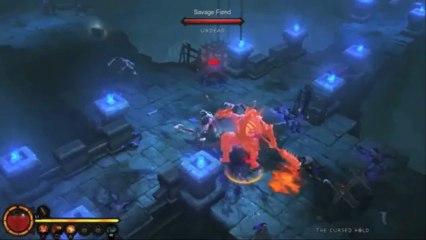 Conversation PS4 de Diablo III : Reaper of Souls - Ultimate Evil Edition