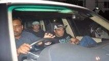 Salman Khan, Ranbir Kapoor visit Sanjay Dutt before his SURRENDER