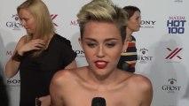 Miley Cyrus pense que Rihanna devrait être la première sur la liste des 100 plus sexy de Maxim