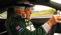 Bentley Continental Supersports au Nurburgring avec Derek Bell