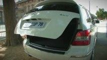 Essai Mercedes GLK 2009