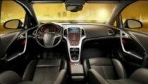 La nouvelle Opel Astra vue de l'intérieur