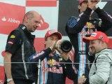 Entretien de JL Moncet après le GP de Grande Bretagne 2009