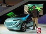 Mazda Concept Kiyora au mondial de Paris 2008