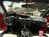 Audi S4 au mondial de Paris 2008