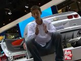 Chevrolet Camaro au mondial de Paris 2008