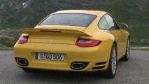 Nouvelles Porsche 911 Turbo