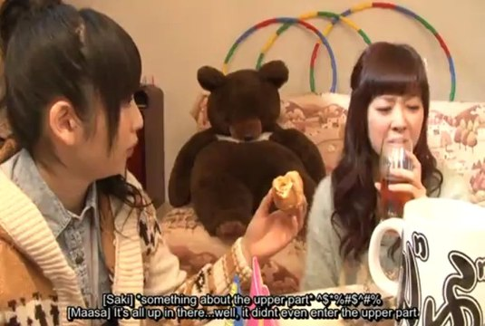 Berryz Koubou dvd mag. vol 30 Saki and Maasa SUBBED