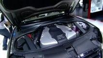 Audi A8 - En direct du salon de Genève 2010