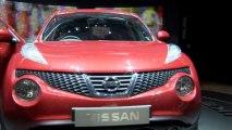 Nissan Juke - En direct du salon de Genève 2010