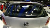 Volkswagen Cross Polo - En direct du salon de Genève 2010