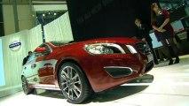 Volvo S60 - En direct du salon de Genève 2010