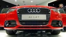 Audi A1 - En direct du salon de Genève 2010
