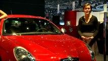 Alfa Romeo Giulietta - En direct du salon de Genève 2010