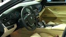 BMW Serie 5 - En direct du salon de Genève 2010