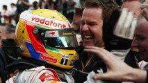 Entretien avec Jean-Louis Moncet après le Grand Prix F1 de Chine 2011