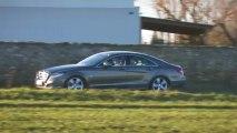 Essai Mercedes CLS 2011