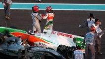 Entretien avec Jean-Louis Moncet après le GP d'Abu Dhabi 201