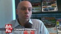 Réactions de Laurent Chiapello suite à l'annonce du CISR