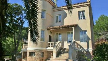 Location saisonnière au Cap d' Antibes - Villa 5 chambres - proche plage - piscine