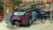 Mitsubishi i-Miev en direct du Mondial de l'Automobile de Paris 2010