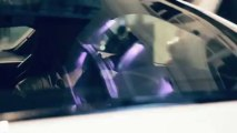 Aston Martin V8 Vantage à Paris