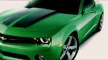 Chevrolet Camaro: The Special Editions