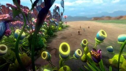 Max Adventures Dinoterra Saison 3 épisode 7 La forêt des rêves