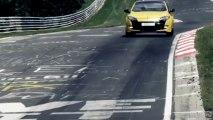 Record Mégane RS Trophy au Nurburgring