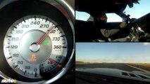 300 km/h en Mercedes SLS AMG avec Yannick Dalmas