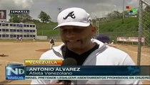 Gob. venezolano inaugura los primeros Juegos deportivos penitenciarios