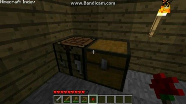 Rétro Craft #1 - Version Indev | Minecraft