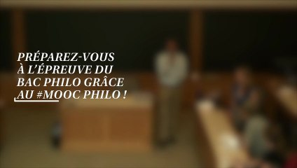 Bande annonce du MOOC Philo spécial BAC 2013